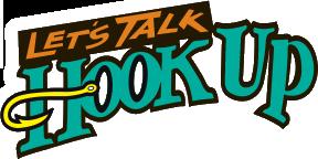 Let's Talk Hookup Logo